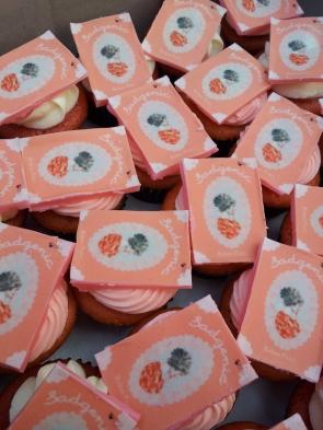 Sadgenic Cupcakes by @jollyroo