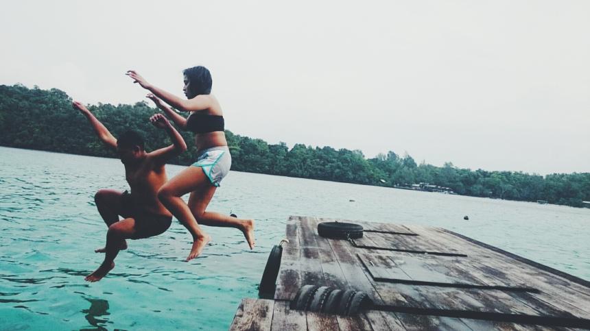 Lompat HAP!