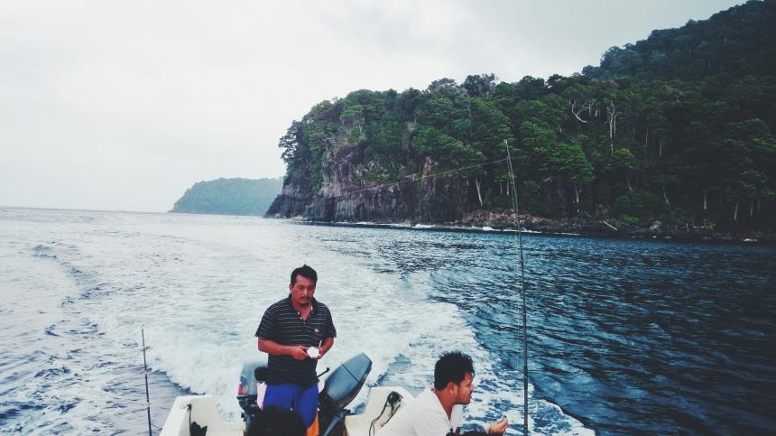 Bapak Pemancing