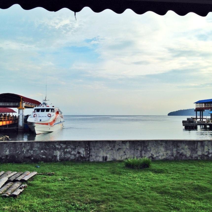 Sea View from Balohan