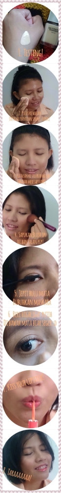 Daily Make Up: New Family On My Makeup Kit (3/4)