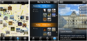 Itinerary Travel Planner App