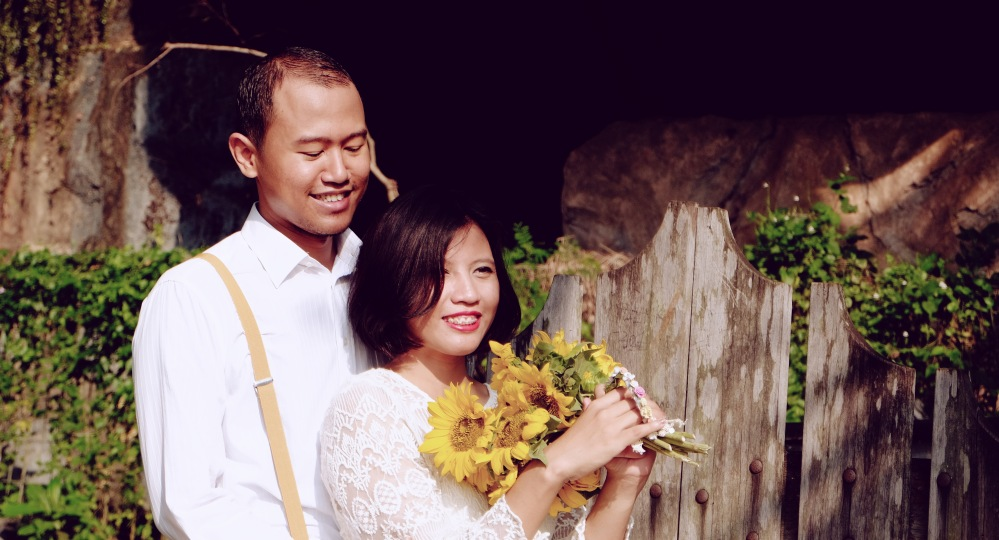 Bridegenic: Pre-Wedding Photos (5/6)