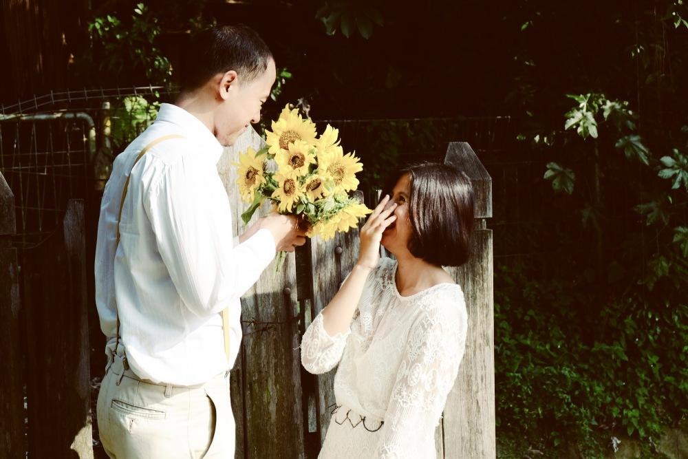 Bridegenic: Pre-Wedding Photos (1/6)