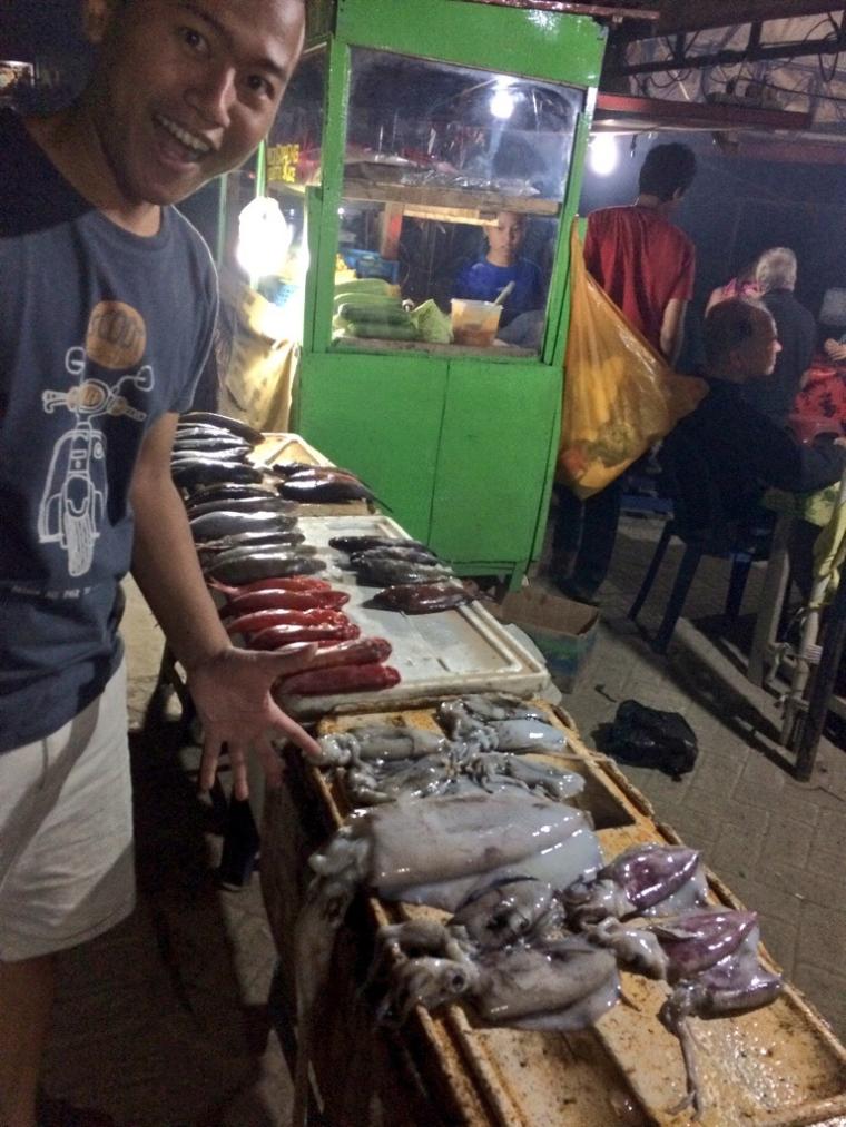 Ikan segar & siap dimasak