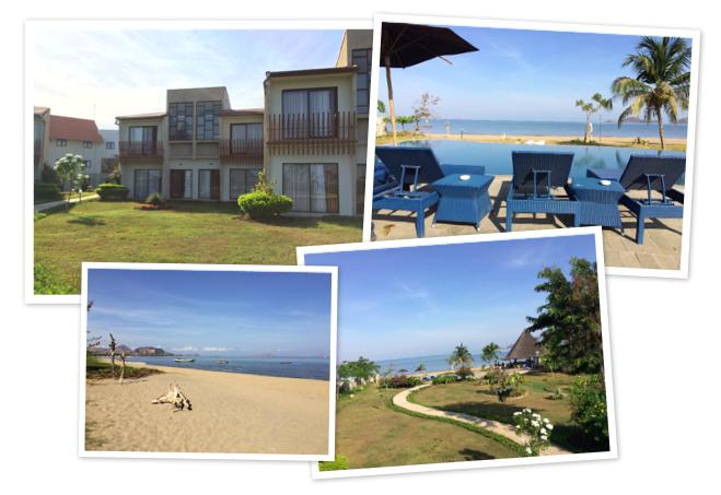 Luwansa Beach Hotell