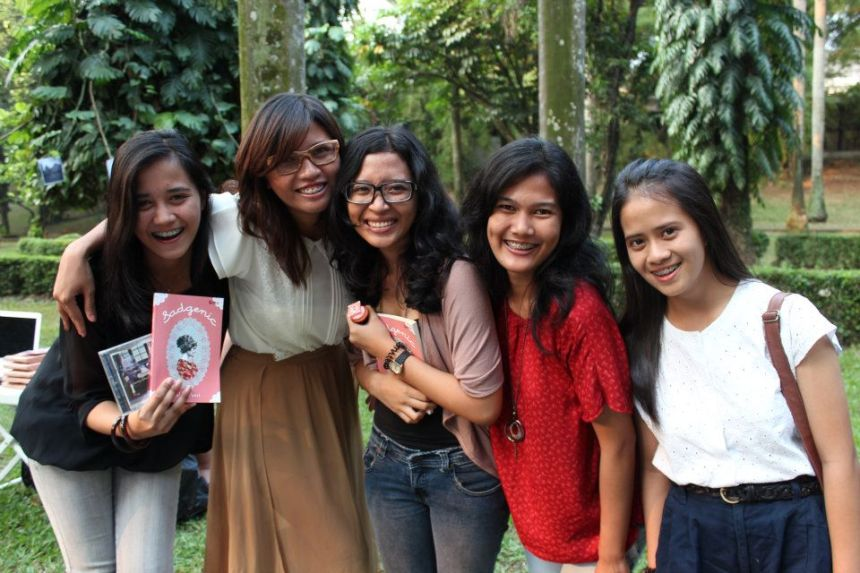 Launching Sadgenic di Taman Langsat