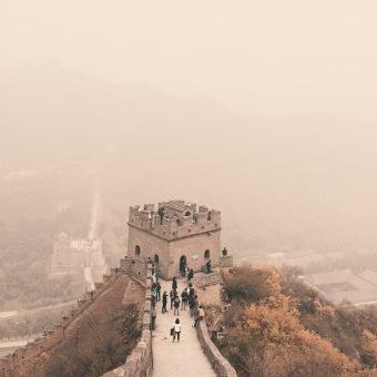 Office Trip to Beijing. GREAT WALL!