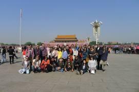 Team Building on Beijing