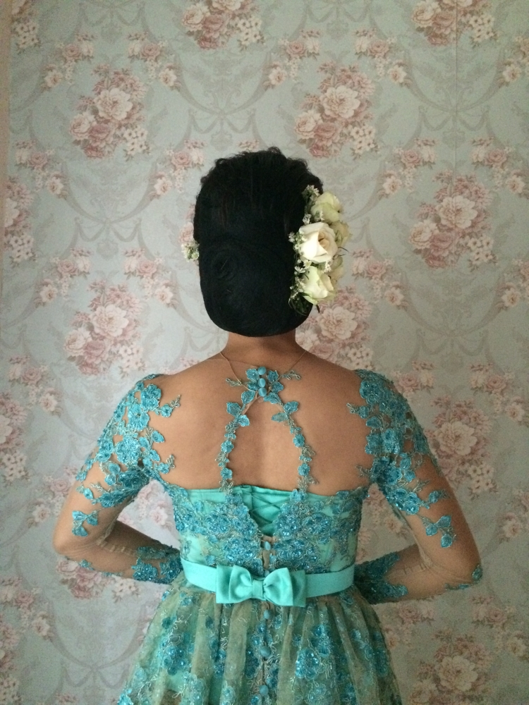 Bridegenic: OOT(B)D Outfit Of The Big Day! (2/6)