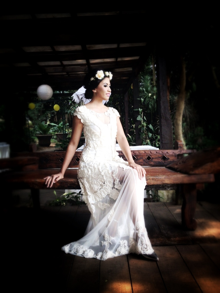 Bridegenic: OOT(B)D Outfit Of The Big Day! (3/6)