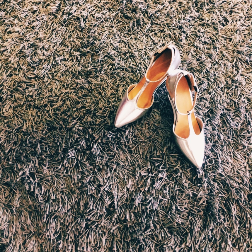 Silver Lining Shoes