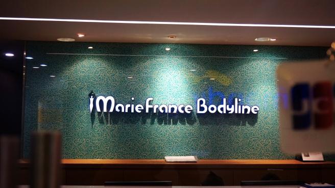 Marie France Bodyline @ Sency