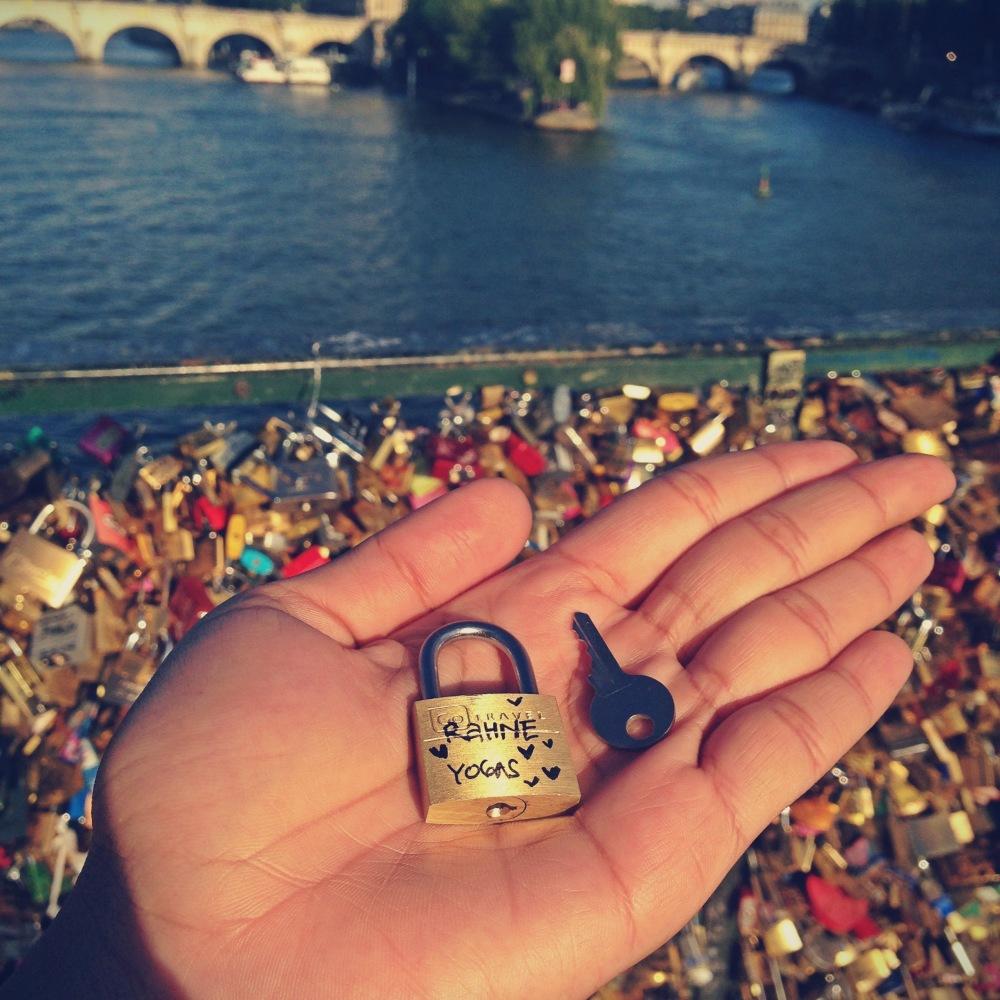 Au Revoir Love Locks (6/6)