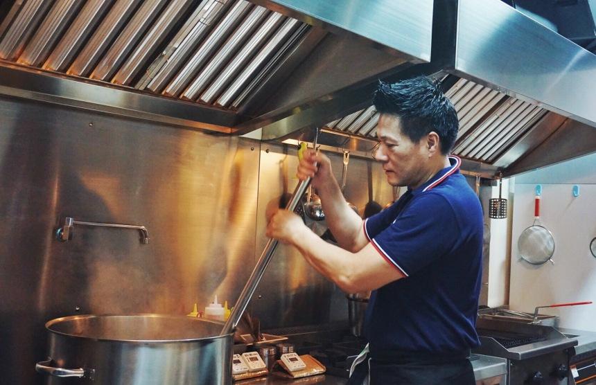 Chef Uramoto Shigetoshi