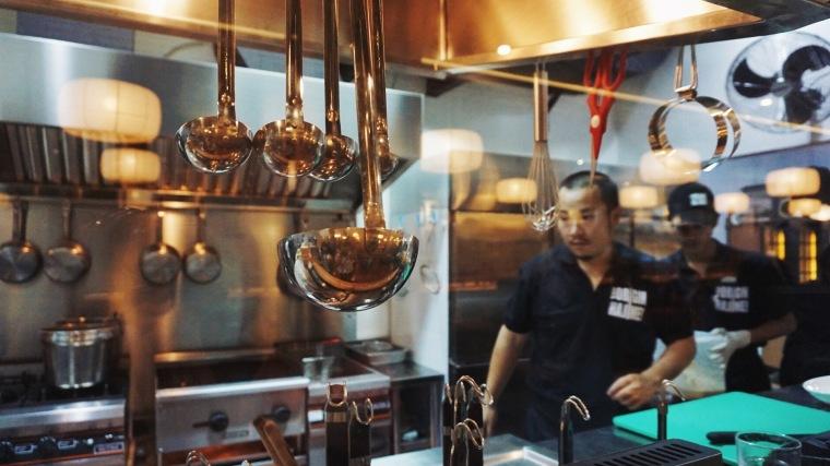Chef Sato Toshihiko, bekerja di dunia kuliner sejak usia 18 tahun :')