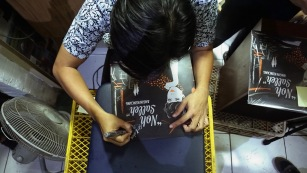 Signing Session