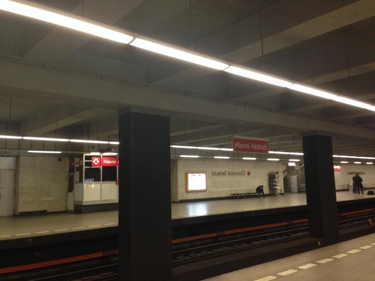 Prague Station