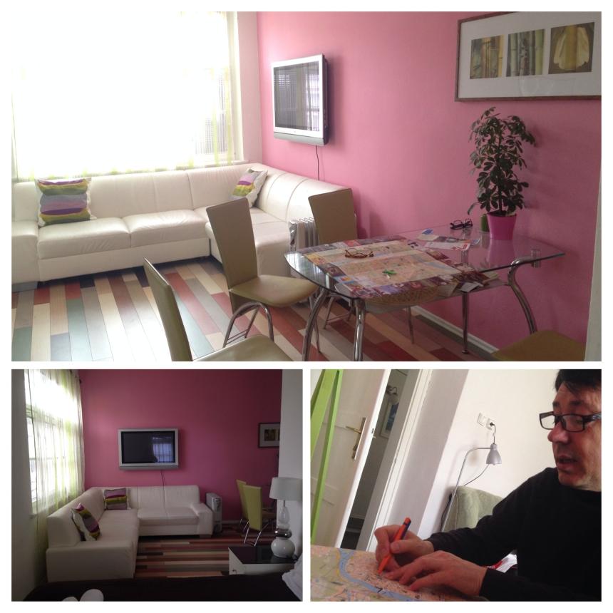 Cozy Room & Bapak Pemilik yang lucu