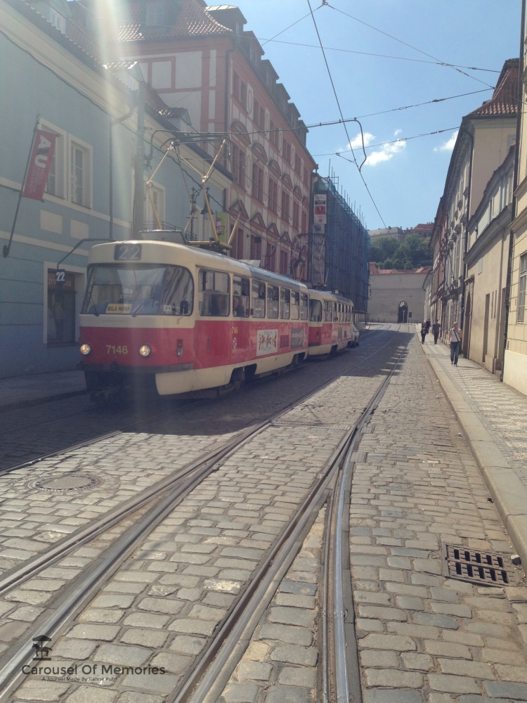Prague Day 1: In-foot-ainment (5/6)