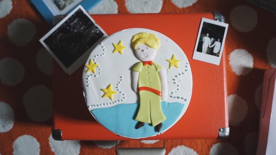 Cake by @goodnessbites