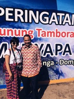 Bersama Pak Arief Yahya Menteri Pariwisata 2015i