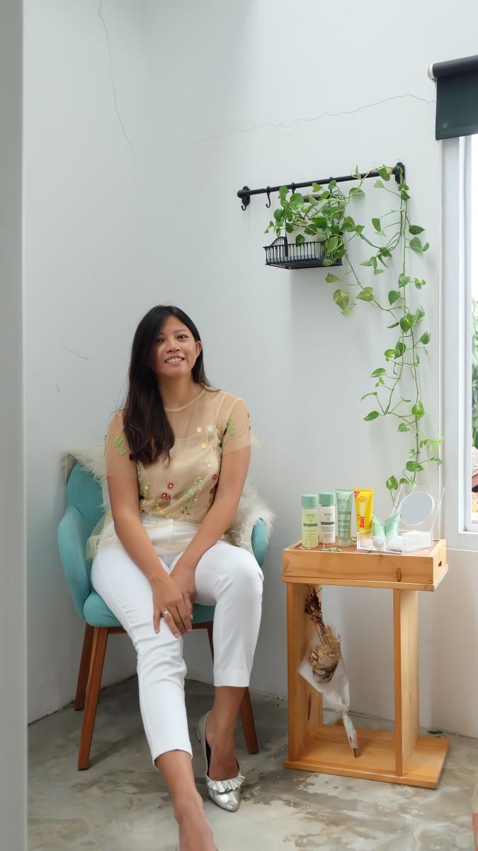 Kulit Jerawat Nyoba skincare-an pake Ristra : Review Ristra 4 Steps [GIVEAWAY]